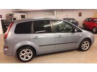 Ford C-MAX 1.8TDCi 2007.5MY Zetec LAST LADY OWNER 9 YEARS 01603 622313