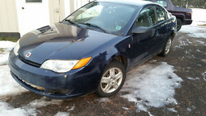 2007 Saturn Ion Quad Coupe