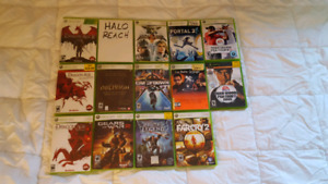 Xbox 360 Games - Amherst