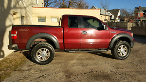 06 Ford F150 Lariat  for sale or trade