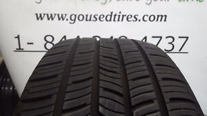 4 x 225/50/17 CONTINENTAL SSR RUN FLAT tires %99 tread # 2017 ,,