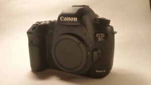 Professional Camera Package - Canon EOS 5D Mark III and lenses