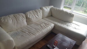 2 peice sectional