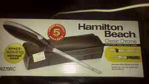 ( new) Electric knife with case