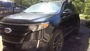 2013 Ford Edge SEL SUV, Excellent Condition