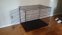 XL Collapsible Dog Crate