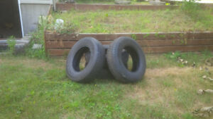 Tires for light-truck or SUV