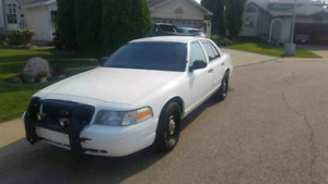 2006 Crown Victoria Interceptor