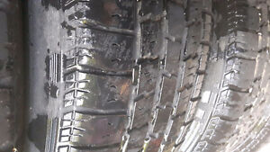 P175/70R14 84T 4 summer tires and 1 spare tube Cambridge Kitchener Area image 5