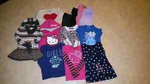 Girls lot size 5