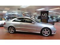 2009 MERCEDES BENZ CLK 220 CDi SPORT Tip Auto Full Leather Sport Seats Diesel