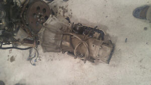 4l60e transmission/ front differential chevy / gmc 1500