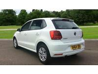 2014 Volkswagen Polo 1.2 TSI SE 5dr Manual Petrol Hatchback