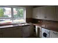 2 bed 1st floor flat with 2 toilets in stanmore