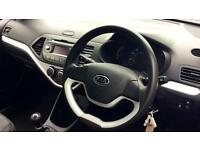 2011 Kia Picanto 1.0 1 5dr Manual Petrol Hatchback