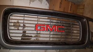 GMC grill new
