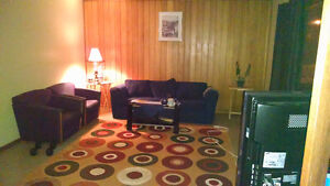100$ discount / month furnished room