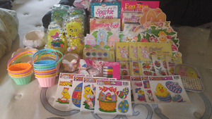 Huge lot of Easter Decorations!!!