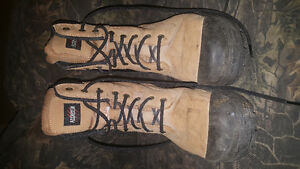 Men's size 10 work boots