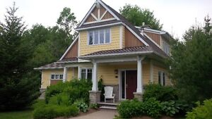 The Landscapes on Lake of Bays, Cottage or Villa Winter $1800/wk