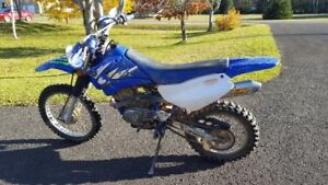 Yamaha TTR125E - 2006 - With papers