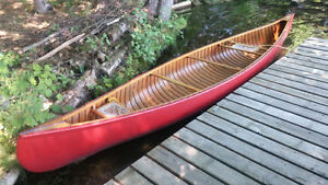 Chestnut Canoe Co. Classic Cedar Strip