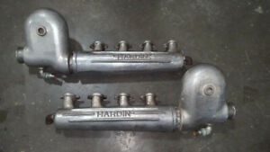 Hardin Marine exhaust manifolds 429 or 460 FORD