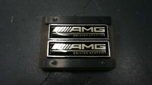 AMG Emblem for Floor Carpet Saint-Hyacinthe Québec image 1