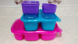 Goodbyn lunch box snack containers