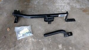 VW Passat trailer hitch