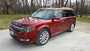 2014 Ford Flex Limited SUV, Crossover