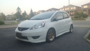 2009 Honda Fit Sport Hatchback - PRICE DROP
