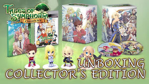 Tales of Symphonia Chronicles (Edition de collection)