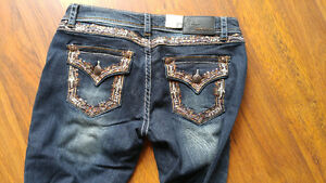 New with tag beaded jeans size 30