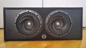 Subs Kenwood KFC-W2510