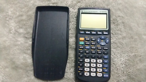 TI-83 PLUS   GRAPHING CALCULATER