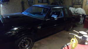 1987 BUICK GRAND NATIONAL GN