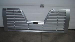 husky aluminum tailgate