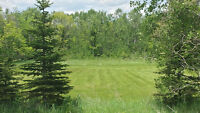 Private Lot Waiting for Your NEW HOME!!