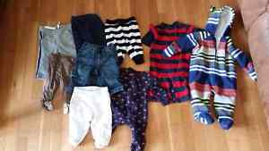 Boys clothes 3-6 months