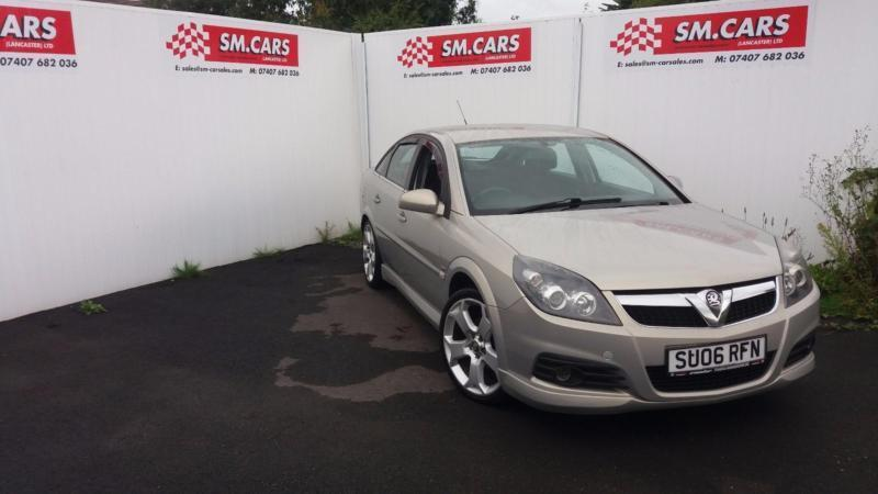 2006 06 VAUXHALL VECTRA 1.9 CDTi 16V (150ps) SRi WITH FULL XP PACK,GREAT COLOUR.