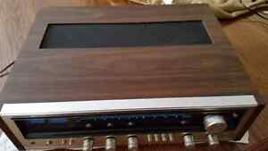 PIONEER SX-535 Vintage Stereo AMP - MINT Amplifier