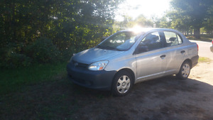 Toyota echo for PARTS!