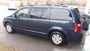 Clean 2008 Dodge Caravan.