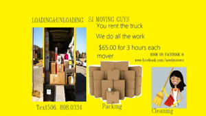Moving helpers for less
