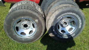 tires and gm mags