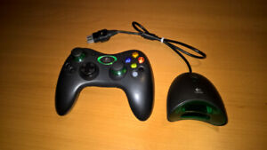 Logitech Xbox Wireless Controller with Receiver