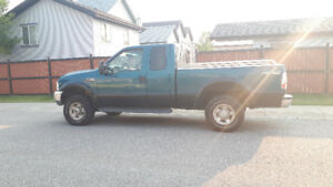 2000 Ford F250 Lariat Ext cab 4x4 $4700