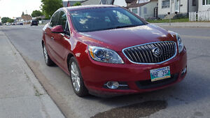 2012 Buick Verano Sedan   LOW KMS!!!!     Loaded with options