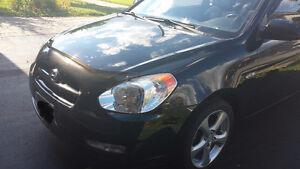 2008 Hyundai Accent Coupe (2 door)
